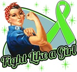 Rosie Riveter Fight Girl Non-Hodgkin Lymphoma