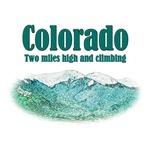 Colorado 2 Miles High