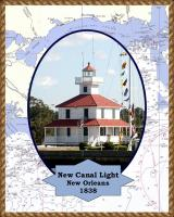 La.& Ms. Lighthouses