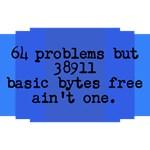 64 problems