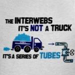 Internet Tubes, Not A Truck