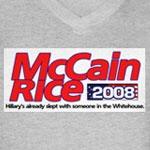 McCain Rice 2008