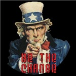 Be the Change! - Uncle Sam