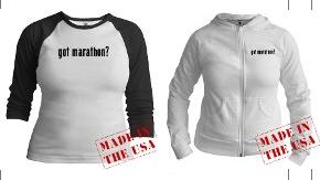 Got Marathon Women's Clothing