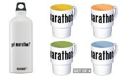 Got Marathon? Brand New Items!!!