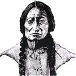 Sitting Bull Portrait