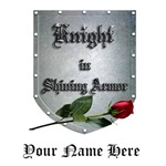 Knight in Shining Armor Rose