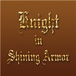 Knight in Shining Armor gold