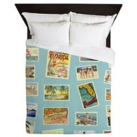 Korpita Vintage and Art Duvet Covers and Pillow Ca