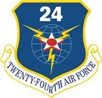 U.S. Air Force Twenty Fourth Air Force