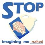 STOP IMAGINING ME