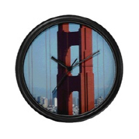 San Francisco Gifts - Clocks