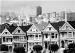 SF Painted Ladies Greeting Cards