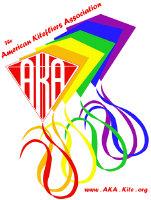AKA Rainbow Stack Logo