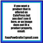 FAUX PAW GRAFIX CONTACT INFO