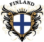 Finnish Flag T-shirts & Gifts