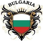 Bulgarian Flag T-shirts & Gifts