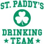 St. Paddy's Drinking Team