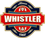Whistler Old Label