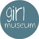 Girl Museum Blue