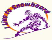 Live To Snowboard   Trendy T-Shirts & Gifts