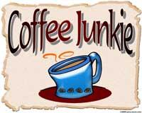 Coffee Junkie fashion & gifts