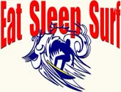 Eat Sleep Surf Wear & Gifts