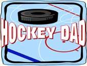 Hockey Dad Gifts & Apparel