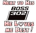 boss loves me best