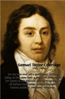 Samuel Taylor Coleridge Metaphysics Poetry