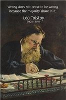 Leo Tolstoy: Philosophy of Truth