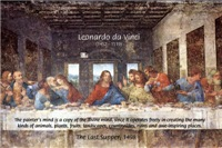 Leonardo da Vinci: Art Paintings Drawings