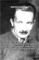 Heidegger: Phenomenology, Language, Man