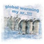 Global Warming Penguins