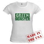 WOMENS Green Monster Gear