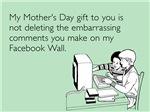 Embarrassing Facebook Comments