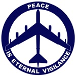 B-52G - Peace Is Eternal Vigilance
