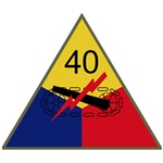 40th Armored Division