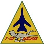 495th TFS F-111F Aardvark