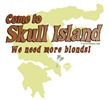 Come to SKULL ISLAND We Need More Blonds