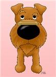 Irish Terrier - I Noz How To Treat You Right