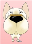 French Bulldog - I Noz How To Treat You Right