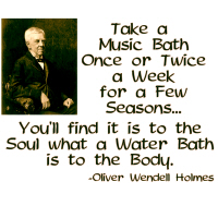 Oliver Wendell Holmes Quote