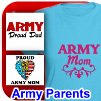 Items for Army Parents