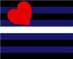 LEATHER FLAG