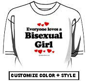 Everyone loves a Bisexual girl