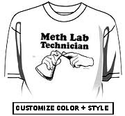 Meth Lab Technician