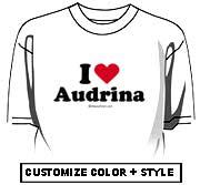 I heart Audrina