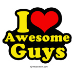 i heart awesome guys
