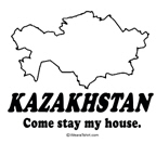 Kazakhstan: Come stay my house